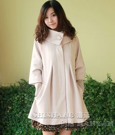 http://fashiongarments.biz/products/nice-new-fall-and-winter-clothes-large-size-womens-cashmere-coat-lapel-woolen-cape-coat-thick-woolen-coat-women-cp1136/,      Size:  XS raglan sleeves Bust: 88 Waist: 108 Hem: 136  Sleeve rhizosphere: 30 horn cuff: 38 Small Cuff: 22 (elastic) Speaker Sleeve: 47  Total Sleeve: 68 Length: 74   S raglan sleeves Bust: 92 Waist: 112 Hem: 142   ...,   , fashion garments store with free shipping worldwide,   US $72.74, US $56.74  #weddingdresses…