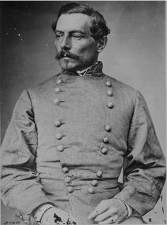 General Beauregard, who was the one in charge of firing on Fort Sumpter.