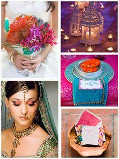 Moroccan Wedding / Moroccan Dream on http://itsabrideslife.com