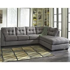 Flash Furniture Benchcraft Maier Sectional with Right Sid... https://www.amazon.com/dp/B00VK6O9XC/ref=cm_sw_r_pi_dp_U_x_-crlBbWHPRMTN