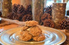 Almond flour biscuits from the Wheat Belly cookbook