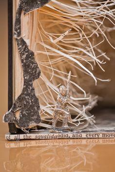 Mysterious Book Sculptures Pop Up in Edinburgh - My Modern Metropolis