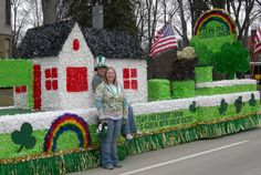 trailer parade floats