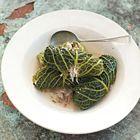 Een heerlijk recept: Rolletjes van savooiekool gevuld met lamsgehakt