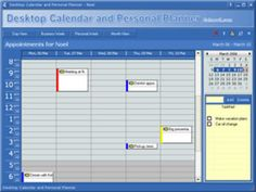 Inspirational Desktop Calendar and Planner Software Download
