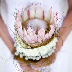 protea wedding bouquets - Google Search