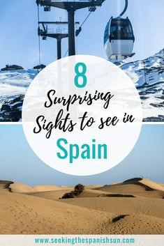 Surprising Sights to See in Spain
