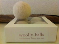 woolly-balls: organic wool dryer balls cut the drying time in half and makes clothes soft natuarlly! www.woollyballs.weebly.com