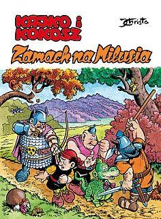Kajko i Kokosz - Zamach na Milusia Nostalgia, Childhood, Comic Books, Memories, Cartoons, Magazines, Memoirs, Infancy, Souvenirs
