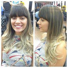 Highlights by @tayllabelarmina #circushair #circuspamplona #hair #highlights #ombre #fashion #style