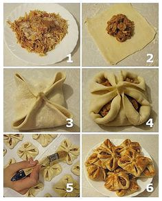 pastry...with different filling