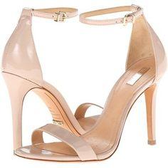 Schutz Cadey-Lee Leather High Heel Sandal