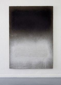Marc Bijl, Afterburner (Black over chrome), 2012