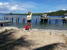 Sirei Port Likupang