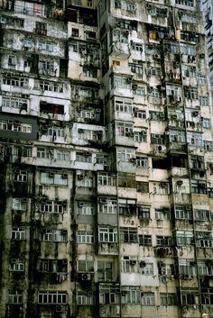 Slum in  India