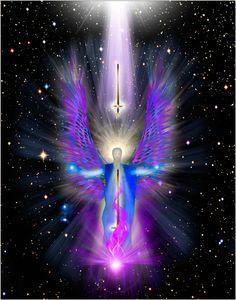 Violet Flame & Sword of Power