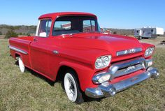 1958 GMC Fleetside Pickup