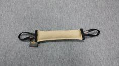 Gryzak z juty z dwoma uchwytami 6 x 40cm