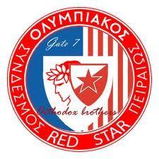 CRVENA ZVEZDA I OLYMPICOS BROTHER TEAMS!! Red Star Belgrade, Esports, Gate, Brother, Football, Cold, Stars, Soccer, Futbol
