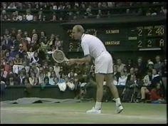 Stan Smith vs Ilie Năstase 1972 Final Wimbledon