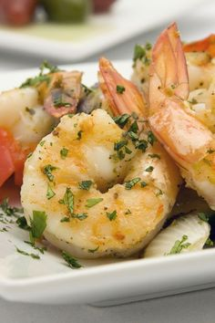 Weight Watchers Sauteed Shrimp | KitchMe