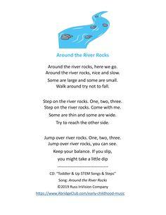 Toddler & Preschool Songs | Rocks, STEM | Music & Movement | AbridgeClub.com