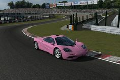 A pink Mclaren F1? Does it get any better??