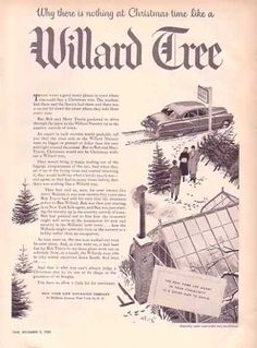 Vintage Xmas Advertisements of the 1950s (Page 2)