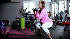 First Trimester Pregnancy Leg Workout - great! not too intense, but definitely works your muscles!
