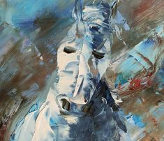 Buy Paintings, Animal Paintings, Running Horses, Horse Canvas Painting, Art Certificate, Impressionist, Painting Gallery, Horse Art, Hand Painted