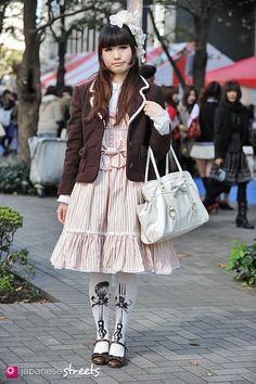 MIKE OKAZAKI  Shibuya, Tokyo  AUTUMN 2012, GIRLS  Kjeld Duits  STUDENT, 22