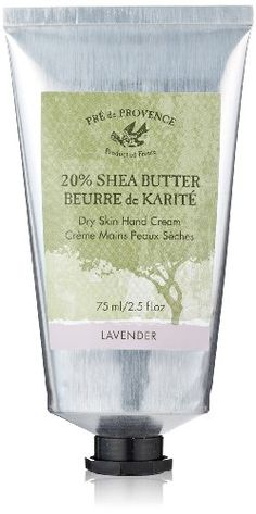 Black Friday Pre de Provence Shea Butter Hand Cream, Lavender, -Ounce Tubes from Pre de Provence Moisturizer For Dry Skin, Hand Lotion, Verbena, Hand Cream, Provence, Shea Butter, Lavender, Perfume Bottles, Hands