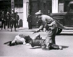 Shanghai, China, 1949.