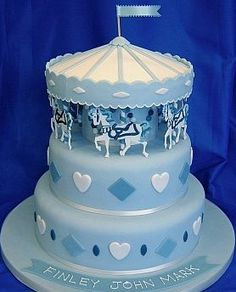 Torta Carrusell