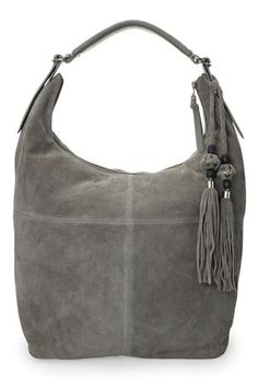 Jessica Simpson Delilah Xby Hobo Bag, Grey, One Size Jessica ...