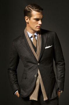 men's fashion & style - vielleicht eine Inspiration für Ihren nächsten Traumanzug / Ihr nächstes Traumsakko? Mehr unter www.jk-masskonfektion.de - der Maßkonfektionär mit Heimservice in Baden