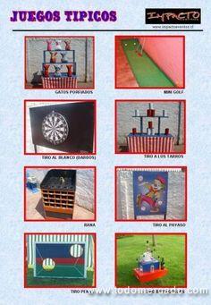 circo juguetes juegos cumple libros fiestas circus toys games