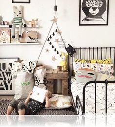 Şık Çocuk Odası