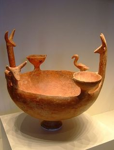 Very early cypriot terra cotta