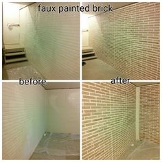 Inspirational How to Paint Poured Concrete Basement Walls