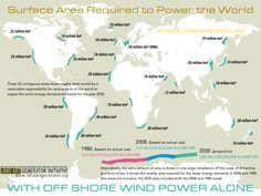 Offshore Wind Could Power the World (MAP)