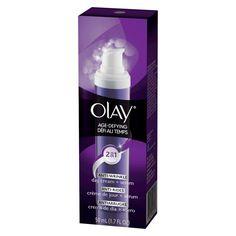 Olay Age Defying 2-in-1 Anti-Wrinkle Day Cream + Serum - 1.7 oz