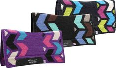 Would love to make sets of reins to match all of these!e the first purple one! Horse Saddle Pads, Western Saddle Pads, Western Horse Tack, My Horse, Horse Love, Riding Gear, Trail Riding, Horse Riding, Tack Shop