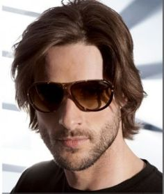 Male model Tommy Dunne.