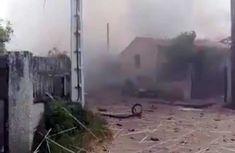 Al menos cuatro muertos y 12 heridos en la explosión de material pirotécnico en una vivienda en la parroquia de Paramos, en Tui (Pontevedra).
