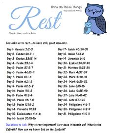 {Affiliate links used.} For my Word of the Year for 2017, I chose REST. This has been a crazy school year filled with blessings, w...