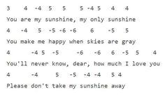 """You Are My Sunshine""   Wildflower Harmonica Instruction"