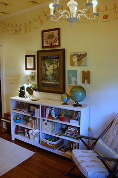 Cute wall collage. Flickr