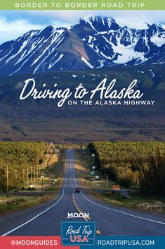 Driving to Alaska is no small feat. It's roughly 1,900 miles from Jasper National Park to Anchorage, via the legendary Alaska Highway. Learn about how to plan your road trip via this route. #roadtrip #alaska