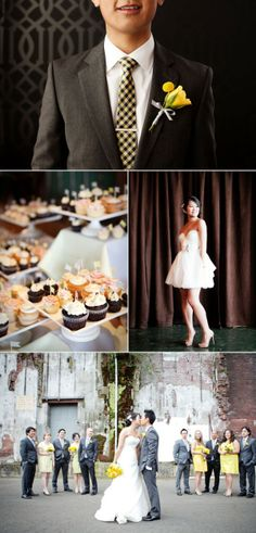 Seattle Wedding by Angela & Evan Photography